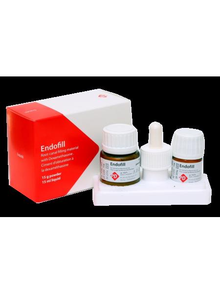 Эндофил / ENDOFILL материал д / плобрования каналов, 15г + 15мл