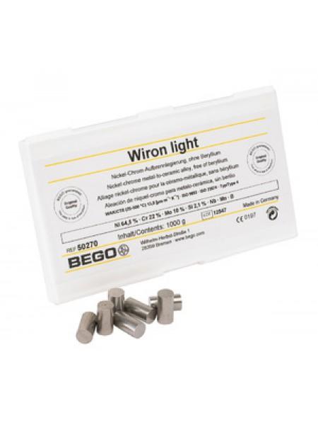 Вирон Сплав / Wiron Light, NiCr для керамики 1кг