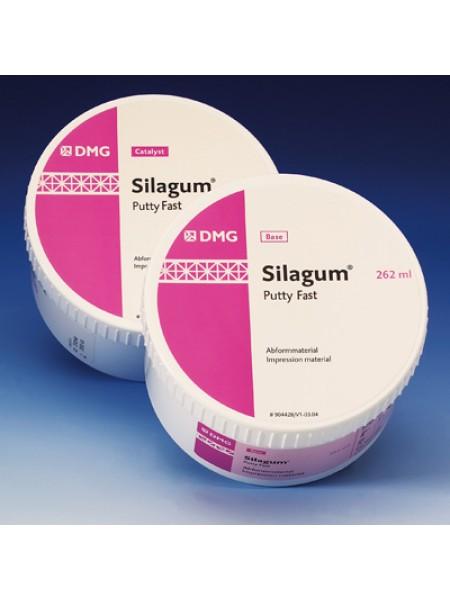 Силагум База Софт / Silagum Putty Soft, 2 х 262мл