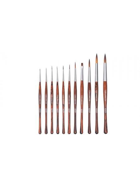 Кисть Керамикус набор из 6 кисточек / Ceramicus  1716-0000