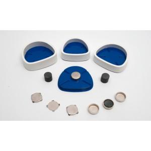 Диски ретенционные для Пин-Каст 120шт / Pin-Cast 120pcs 414-0000