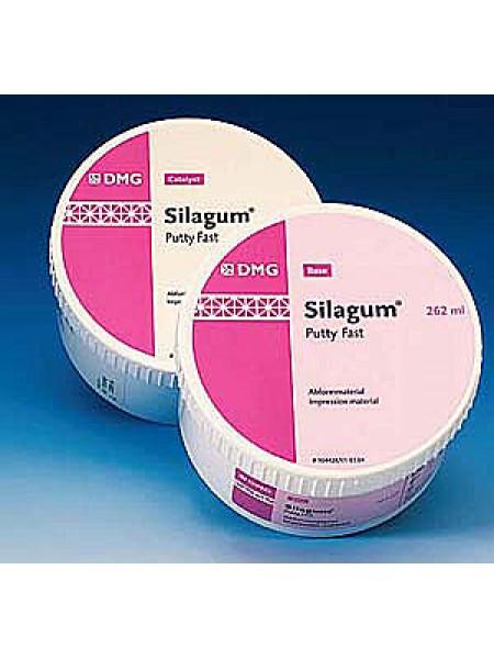 Силагум База / Silagum Putty Standart 2шт х 262мл