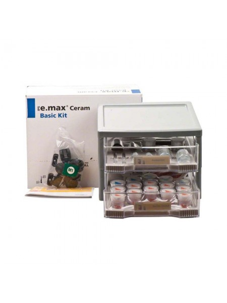 Емакс Пресс Базовый Набор A-D / IPS e.max Press Basic Kit A-D