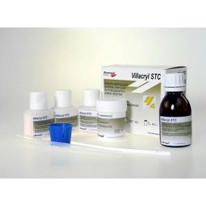 Виллакрил СТЦ / Villacryl STC 3шт х 20 гр, жидкость 40мл, для временных коронок