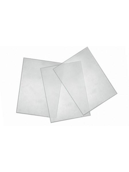 Стекло для замешивания  без лунки (70х95х4 мм)